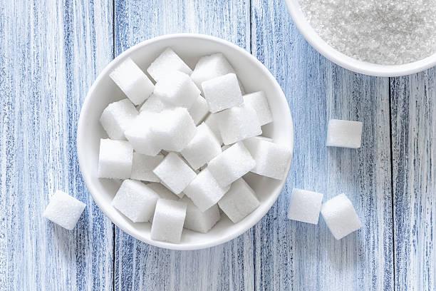 sugar - würfelzucker stock-fotos und bilder