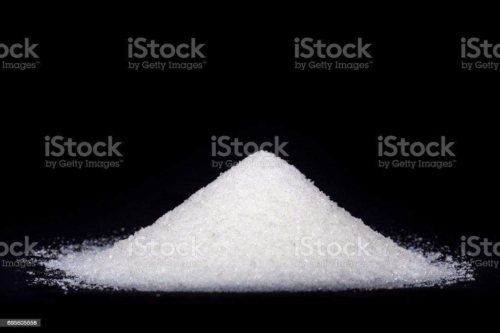 Sugar. stock photo