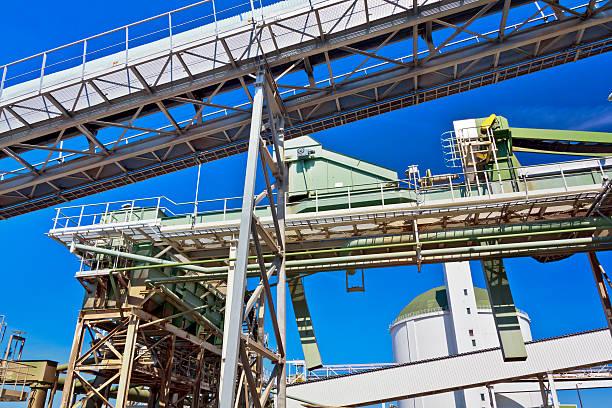 zucchero rafinery - zuccherificio foto e immagini stock