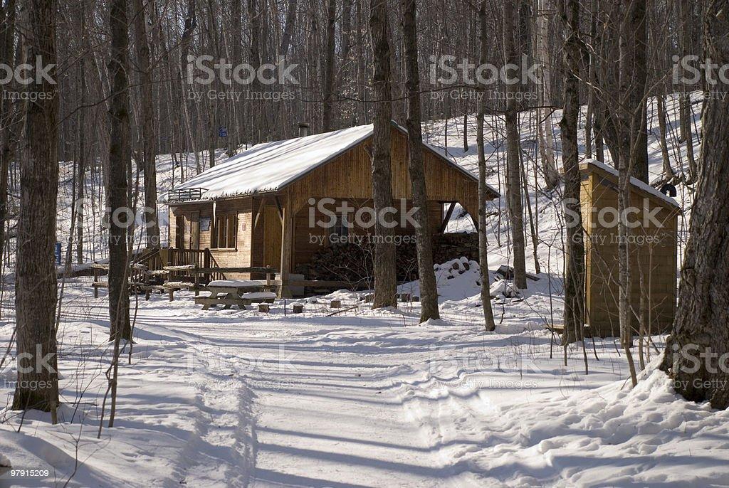 Sugar shack 1 royalty-free stock photo