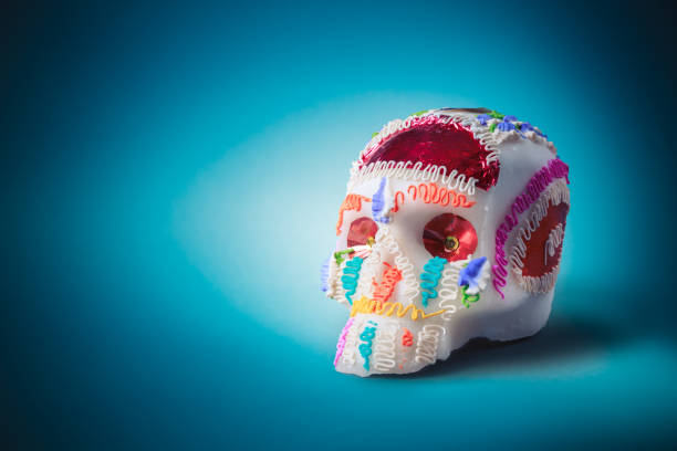 Sugar Skull used for altars at