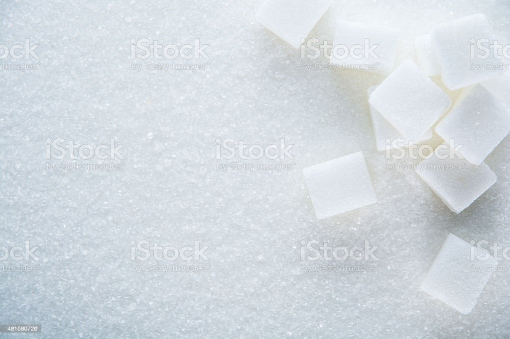 sugar textured stock photo