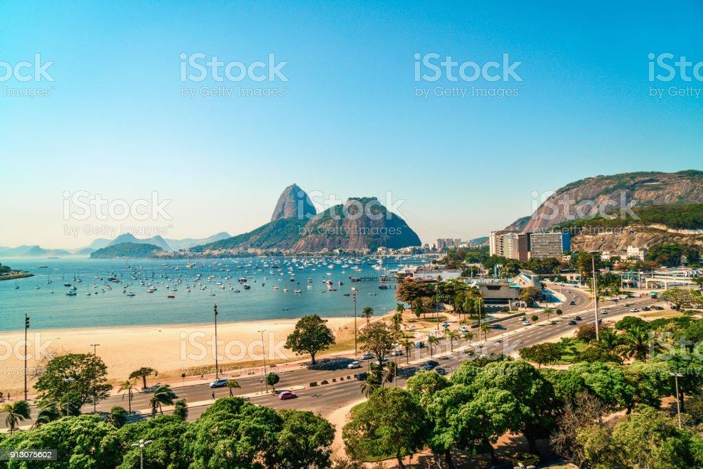 Zuckerhut in Rio de Janeiro, Brasilien – Foto