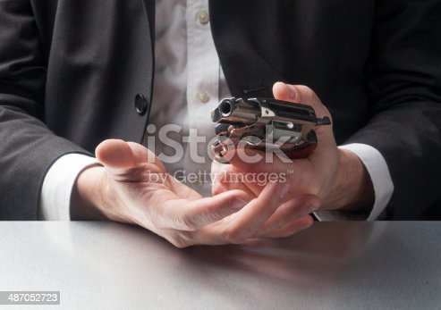istock suicide at work in question 487052723