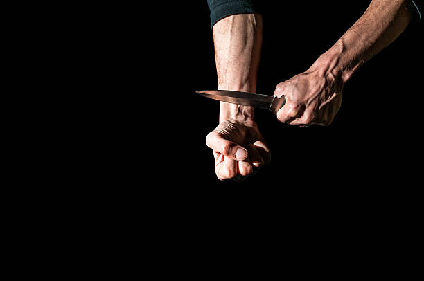 Top 60 Suicide Wrist Cutting Stock Photos, Pictures, and ...