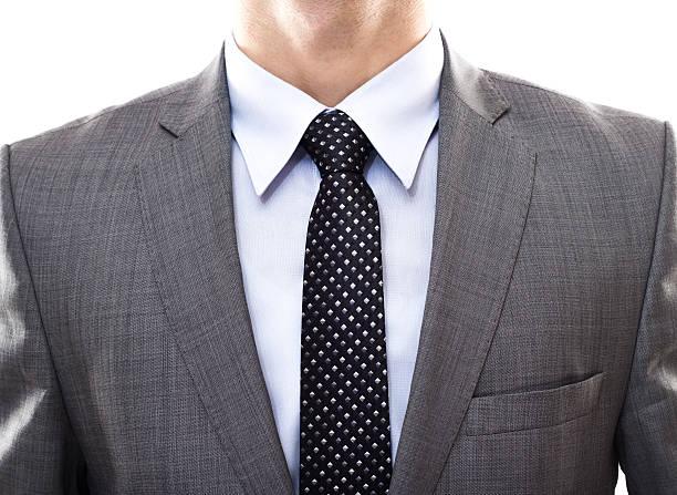 suit and tie - 衣領 個照片及圖片檔