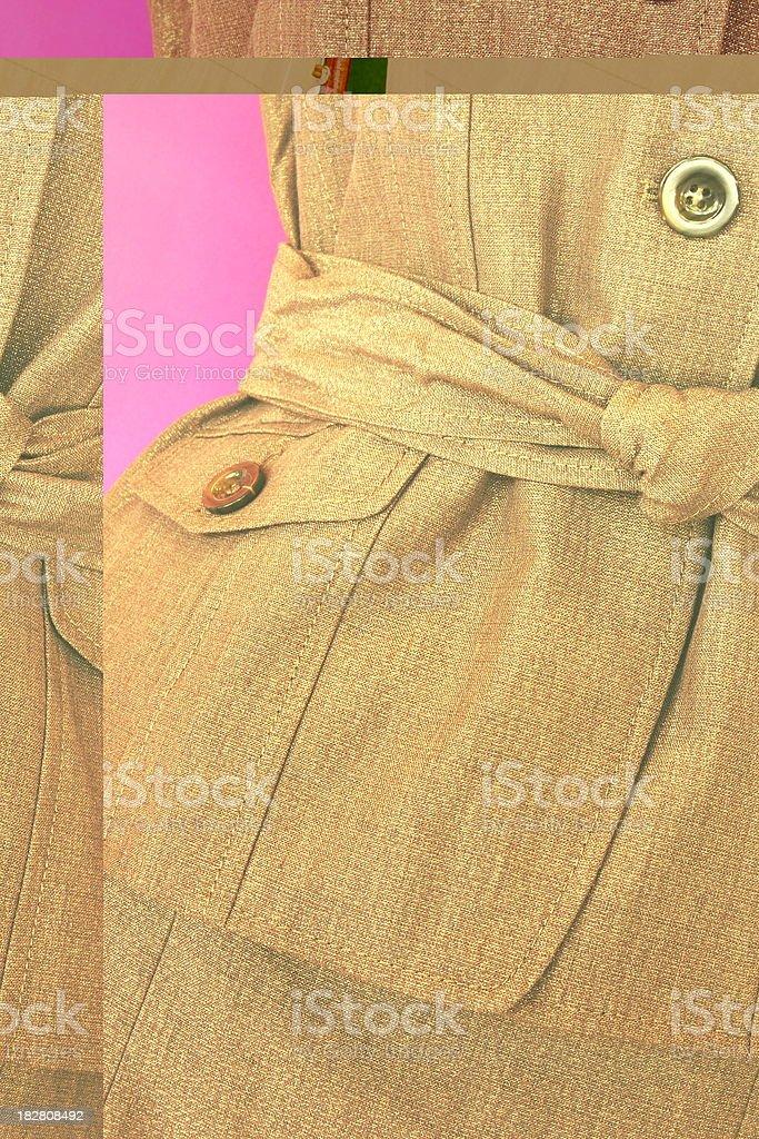 Suit Fashion Feminine Clothing royalty-free stock photo
