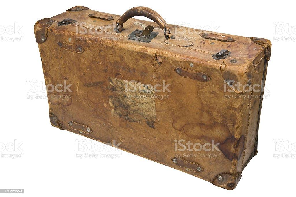 Suitcase II royalty-free stock photo