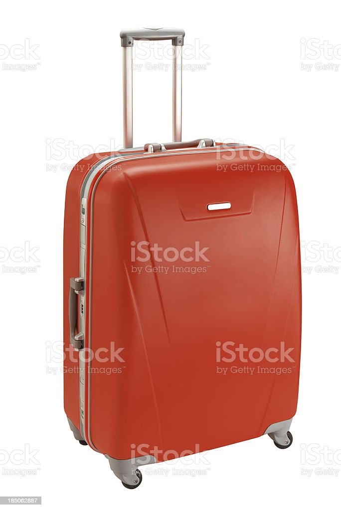 Suitcase (Click for more) royalty-free stock photo