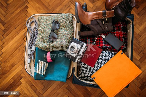 istock Suitcase 933160422