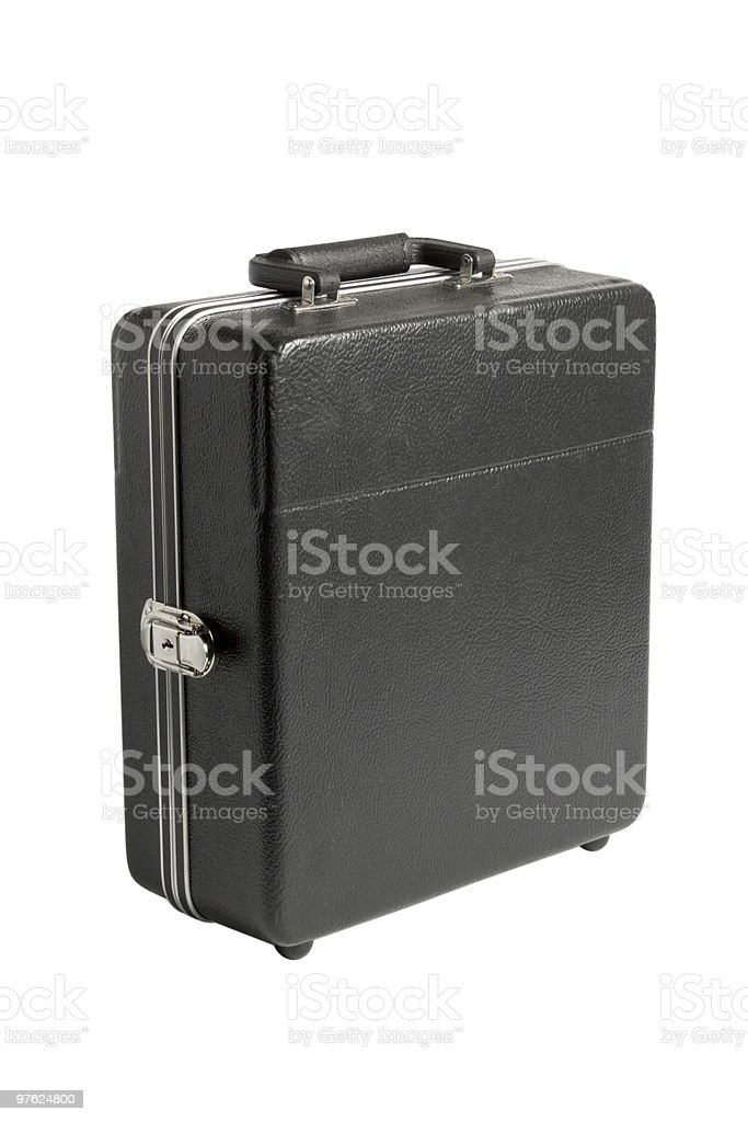 Suitcase royalty-free stock photo