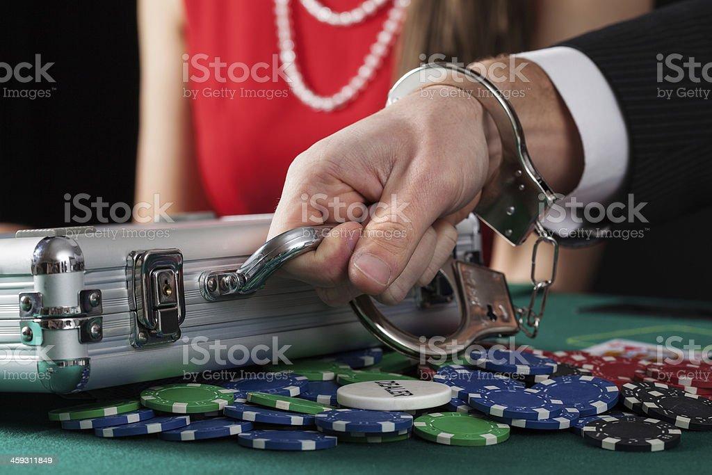 карточная игра с алкоголем