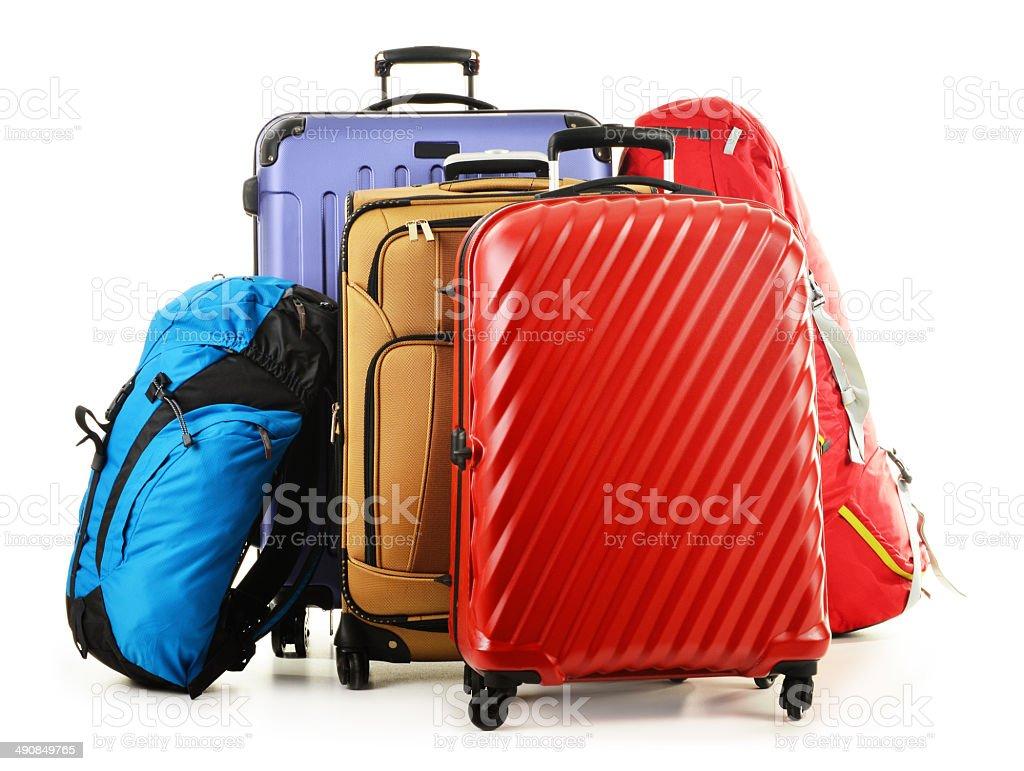 Koffer und Tornistern die