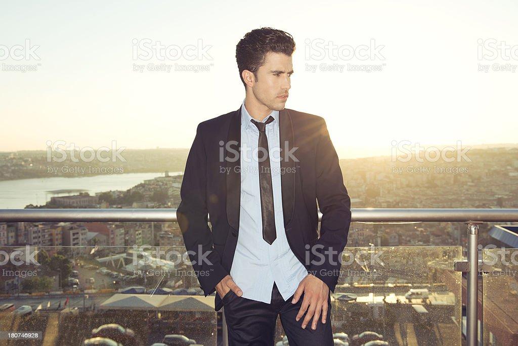 suits fashion stock photo