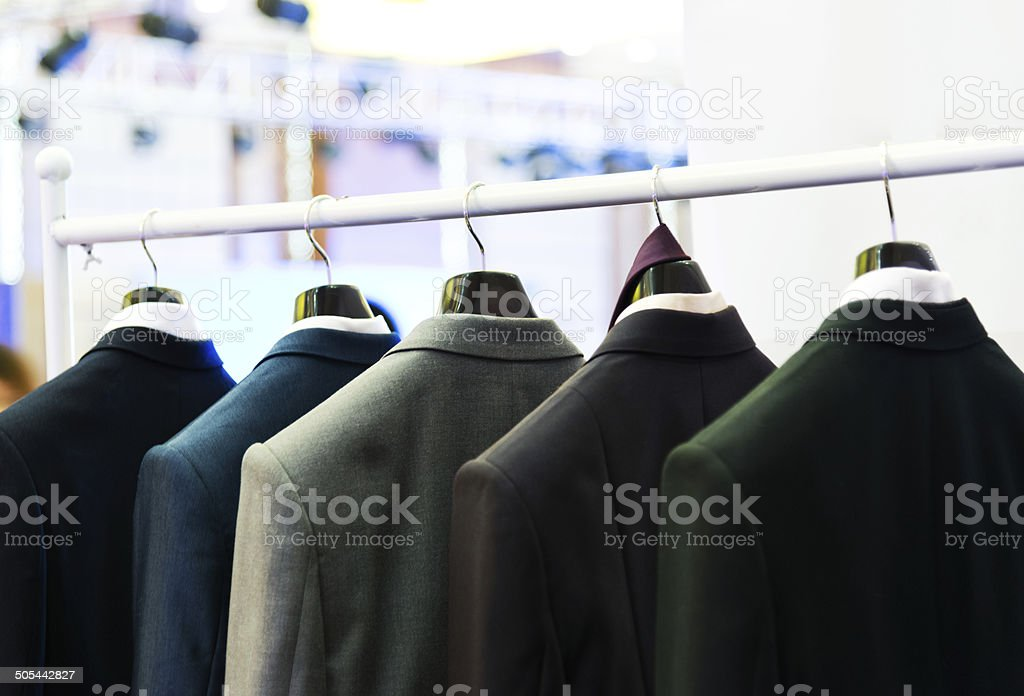 suits stock photo