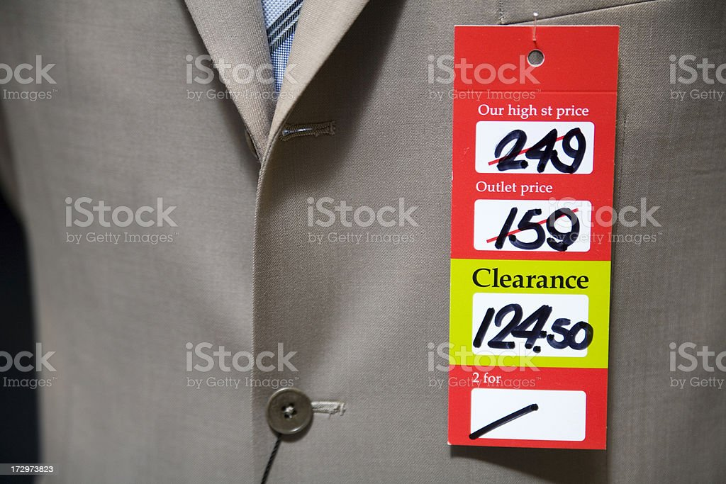 Suits you, SIr! royalty-free stock photo