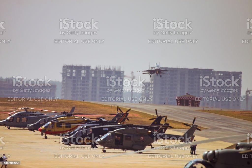 Sukhoi 30 Mki Landing Stock Photo - Download Image Now - iStock