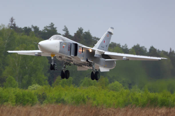 Sukhoi Su 24 Stock Photos, Pictures & Royalty-Free Images