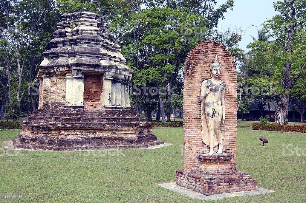 Sukhotai, Thailand royalty-free stock photo