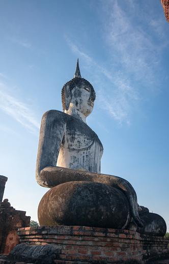 istock Sukhothai Historical Park in thailand 1061138354
