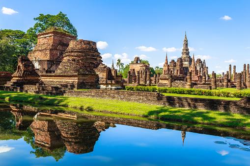 Sukhothai Historical Park Stock Photo - Download Image Now