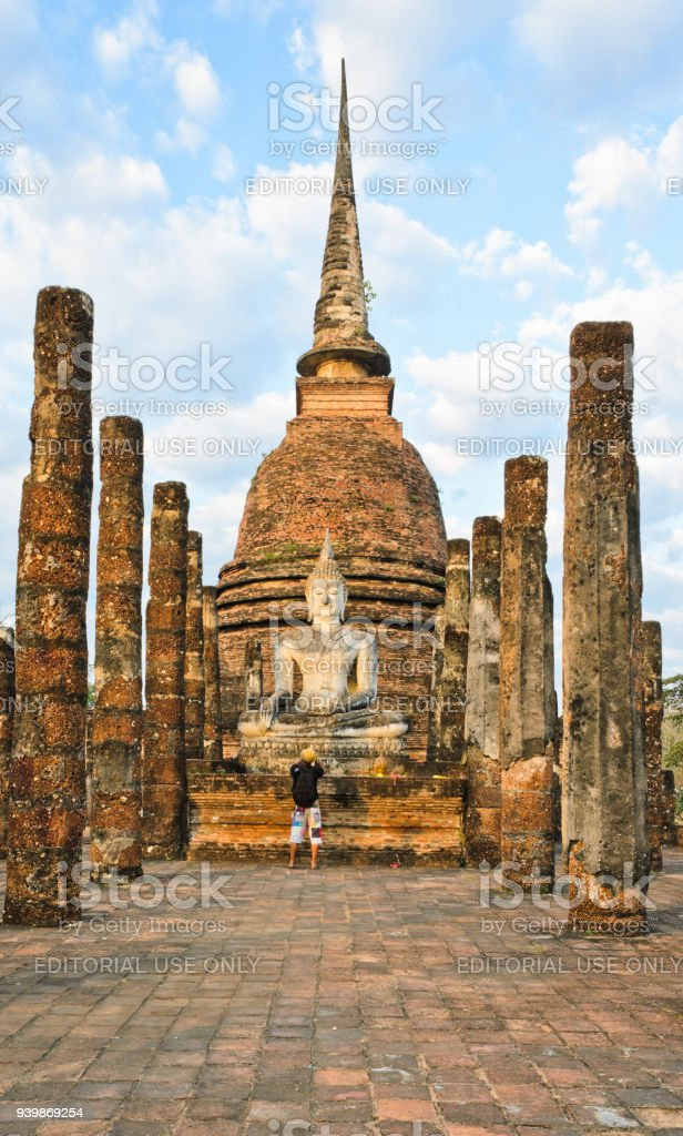 Sukhothai Historical Park Thailand Stock Photo Download Image Now Istock