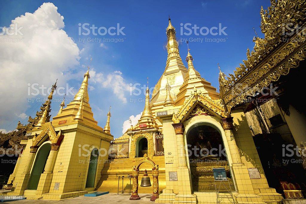 Sule Paya royalty-free stock photo