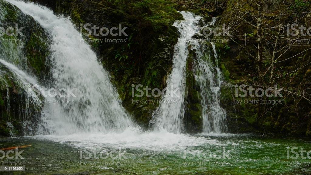 Photo libre de droit de Vierges Piscine Sullivan Falls