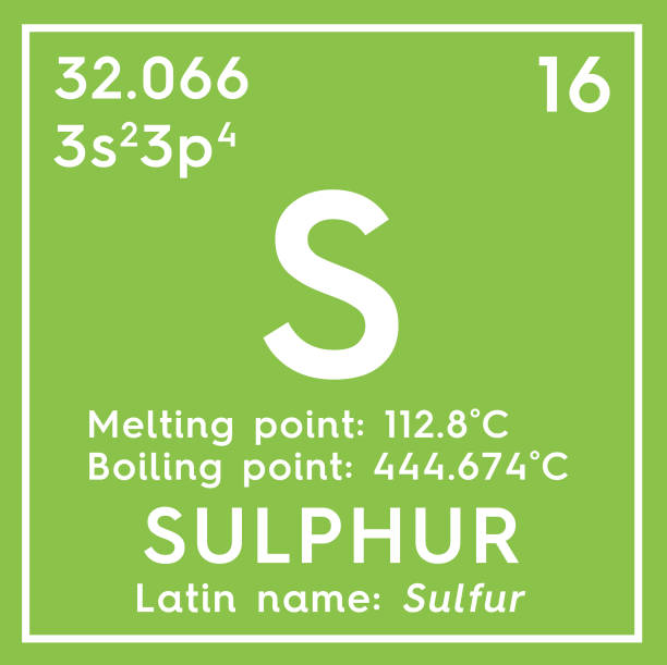 Royalty Free Sulfur Element Symbol Pictures Images And Stock Photos