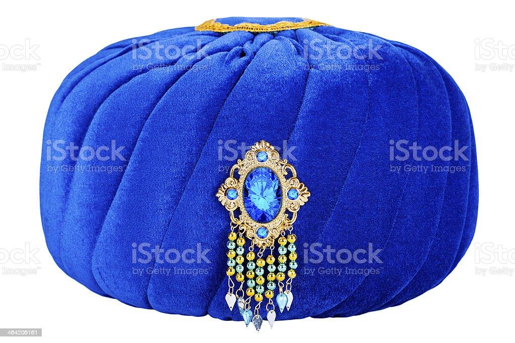 Sultan genie hat stock photo