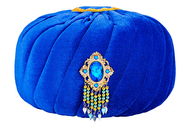 Sultan genie hat Sultan genie hat headwear stock pictures, royalty-free photos & images