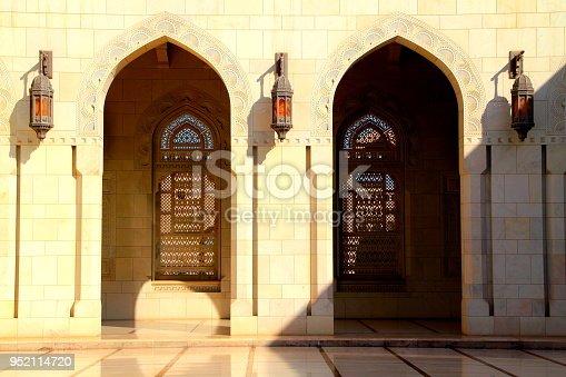 part of sultan qaboos mosquepart of sultan qaboos mosque