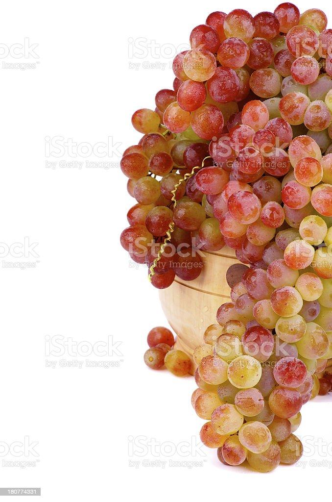 Sultana Grape royalty-free stock photo