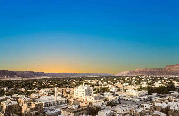 Sultans Palace, Seyun, Wadi Hadramaut, Jemen – Foto