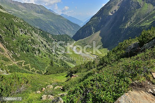 Austria (Europe)  - The Tirol - Stubai Valley  Alpine plateaus, rocks, gentle rivers, high and wide waterfalls, turquoise blue mountain lakes and glacial fields all over the place.  The Wild Water Trail aka