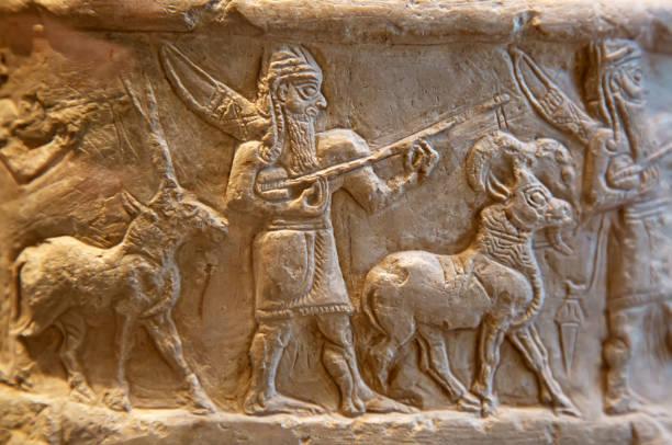 an examination of the sumerian views on death Death in mesopotamian civilization:burials,customs,rituals,human sacrifices.