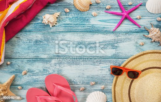 699960484 istock photo Summer background 699946198