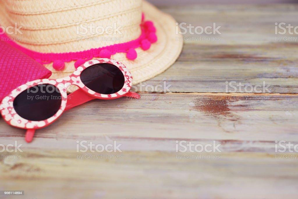 Beach Libre Droit Concept Paille Holliday Summer Photo De Femme gy67Ybfv