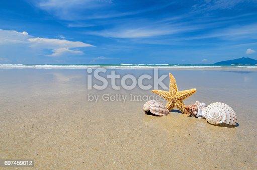 istock Summer beach 697459012