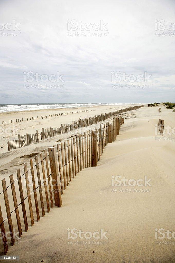 summer beach scenes royalty-free stock photo