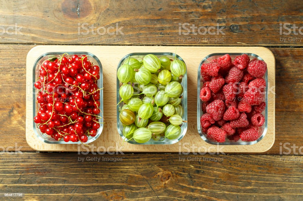 summer berries royalty-free stock photo