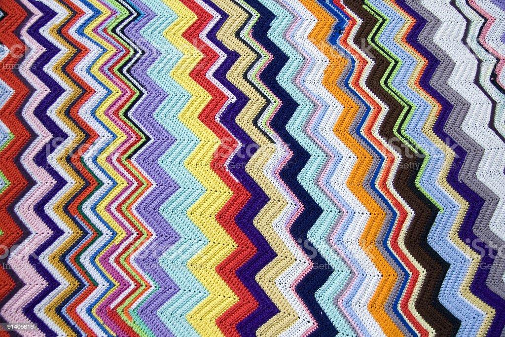 Summer Blanket stock photo