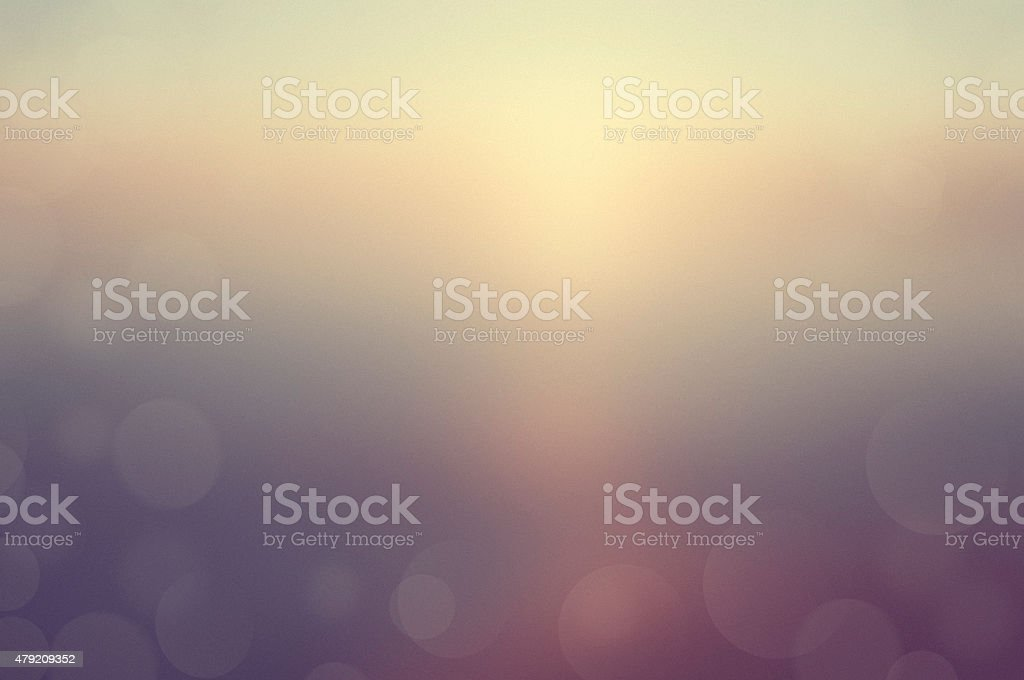 Summer  Blurred Background stock photo
