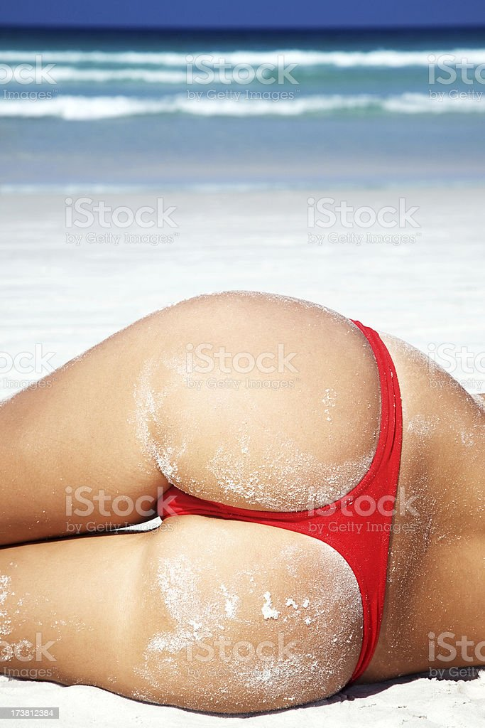 Summer Body stock photo