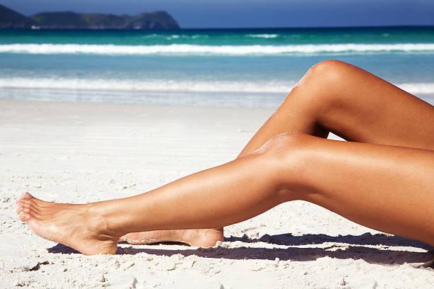 Summer Body stock photo