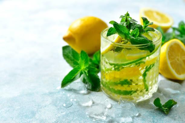 Sommerzitrone Limonade – Foto