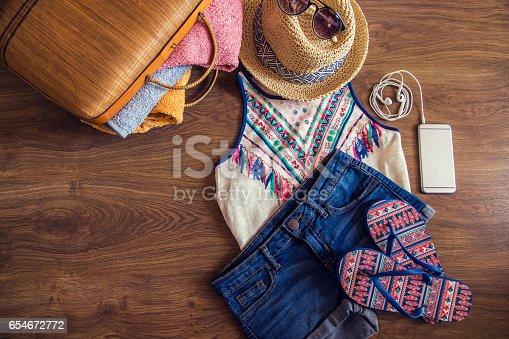 654680306 istock photo Summer clothing 654672772