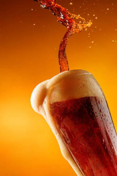 frio de verão bebidas refrescantes - ale - fotografias e filmes do acervo