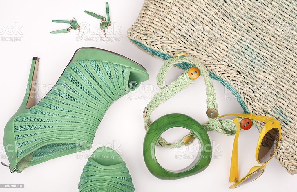 Summer Concept stock photo