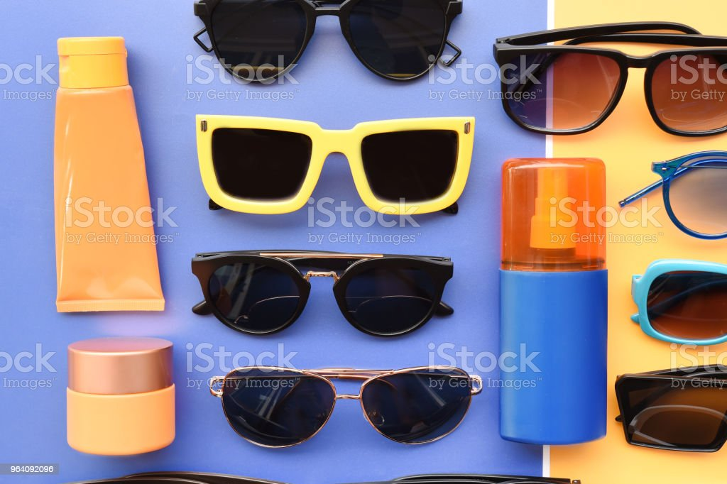 Summer concept. Relax on the beach - Royalty-free Beach Stock Photo
